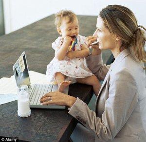 Gondold ÚJRA! Vissza a munkába gyerekkel? Tréning kismamáknak