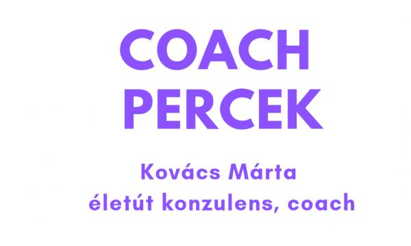 Coach percek