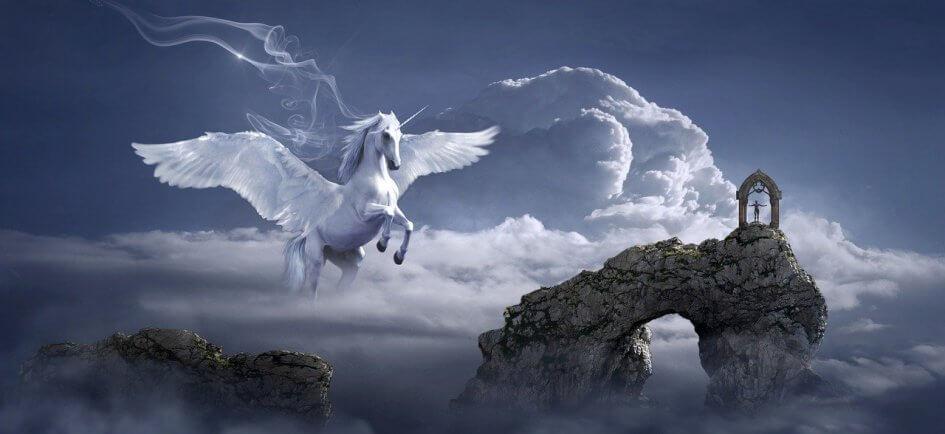 A lónek sem lehetetlen a repülés!